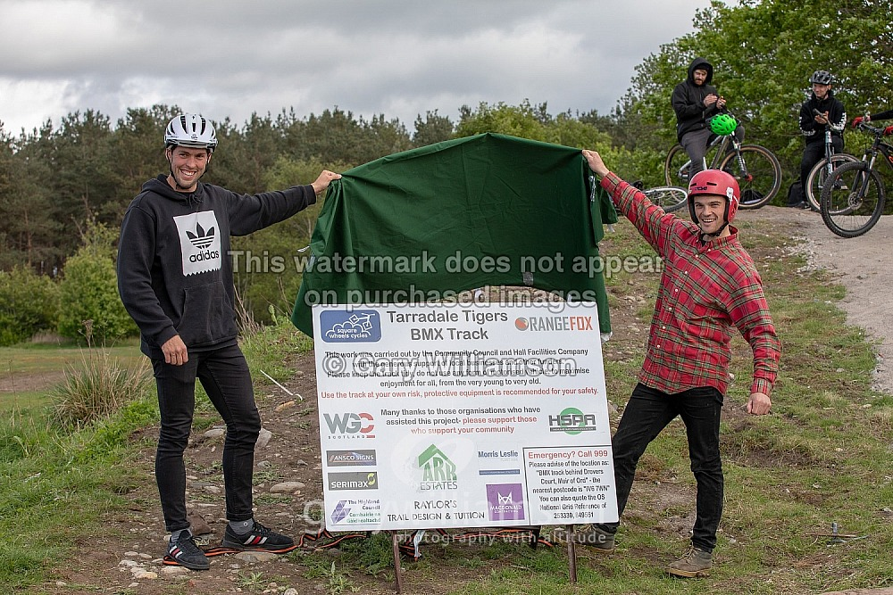 Muir of Ord BMX Track Opening